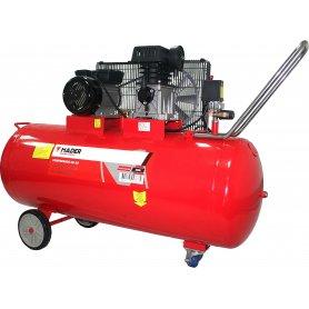 Compresor De Aire Con Correa 200L 3Hp C/C Mono Mader