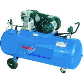 Compresor 200 litros 3hp Monofásico Mader