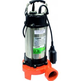 Bomba sumergible para agua sucia 1500W Mader