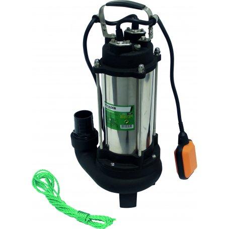 Bomba sumergible de agua sucia 1100w v1100df mader comprar - Bombas de agua sucias ...