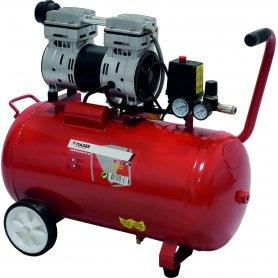 Compresor de Aire Silencioso 50 litros 1HP Mader