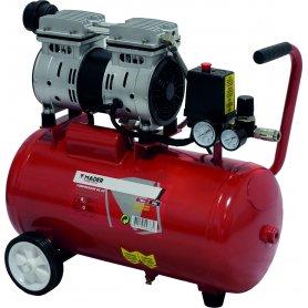 Compresor de Aire Silencioso 24 litros 075 HP Mader