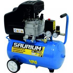 Compresor 24lts Saurium 2HP Mader