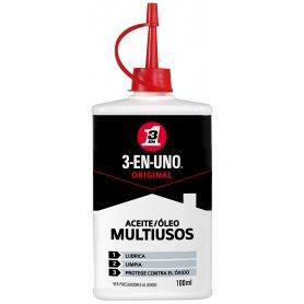 Aceite lubricante 3en1 100ml WD40