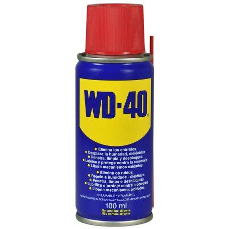 Lubricante limpiador WD40 100Ml