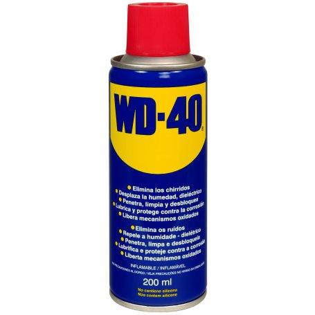 lubricante limpiador wd40 200ml