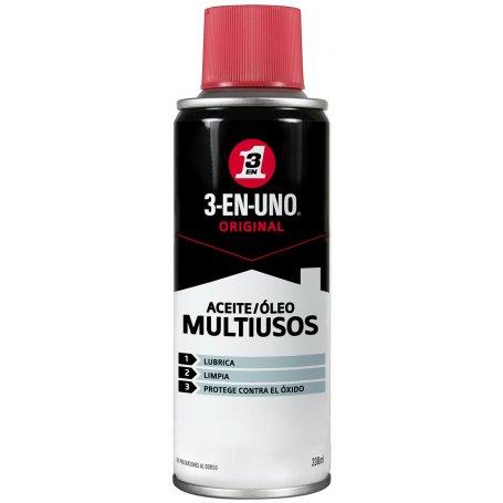aceite lubricante 3 en 1