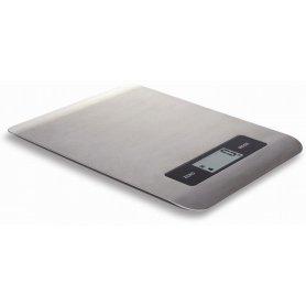 Balanza de cocina digital inox hasta 5kg Ilsa