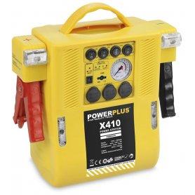 Arrancador de baterías Powerplus POWX410