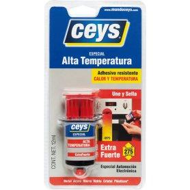 Adhesivo resistente alta temperatura 12 ml ceys