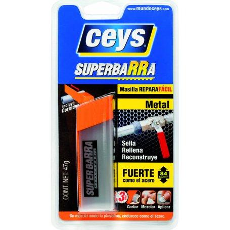 Superbarra reparadora metal 47gr. Ceys