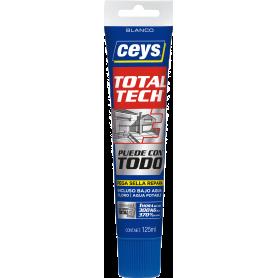 Total Tech blanco tubo 125ml Ceys