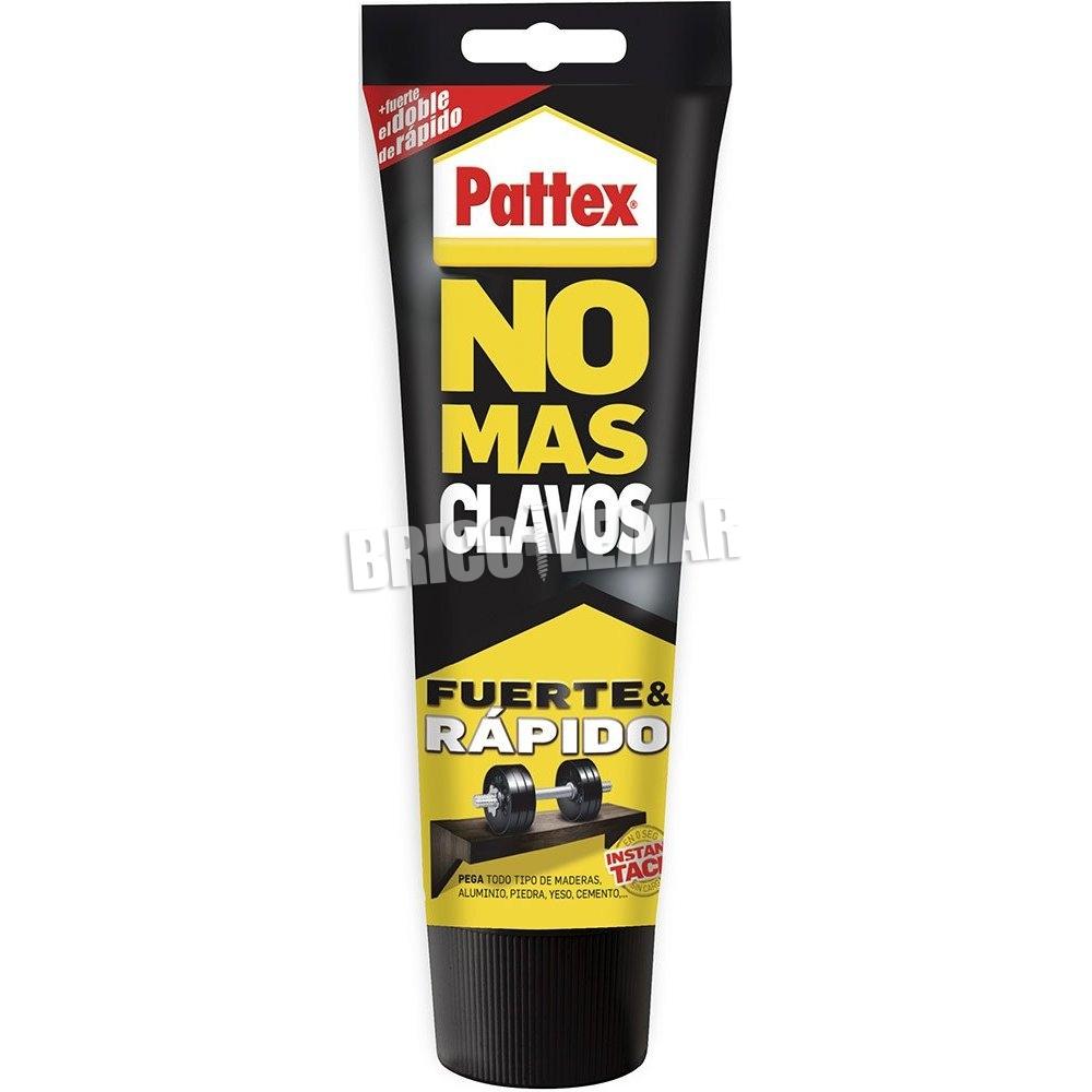 Pattex no mas clavos tubo 250gr henkel comprar al mejor - Precio pattex no mas clavos ...