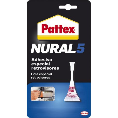Pattex nural 5 (blt 0.5ml) henkel