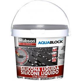 Silicona Rubson SL3000 Liquida Gris