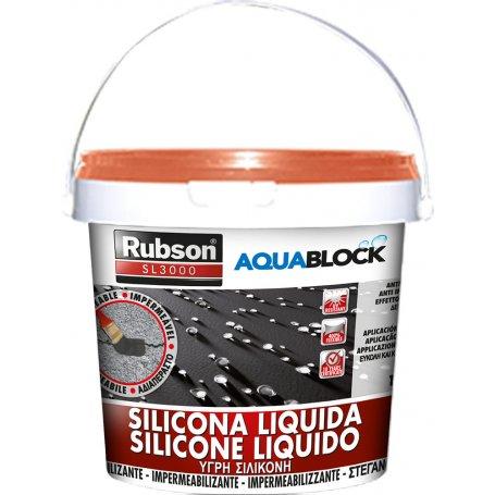 Silicona Rubson SL3000 Liquida Teja
