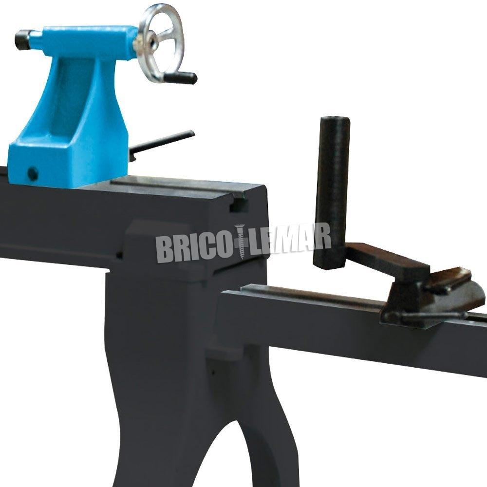 Torno electr nico para madera 1200mm tab120 leman comprar for Mejor decapante para madera