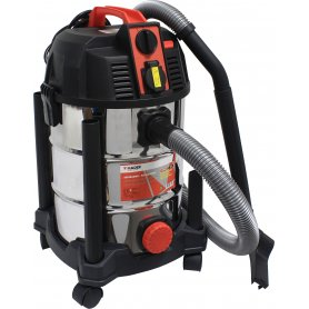 Aspirador Polvo-Líquidos - 1600W - 30L Mader MWW306S