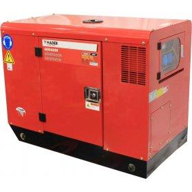 Generador diesel 10Kw 25L Mader