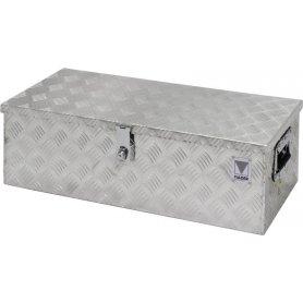 Baúl de aluminio para herramientas exteriores Mader