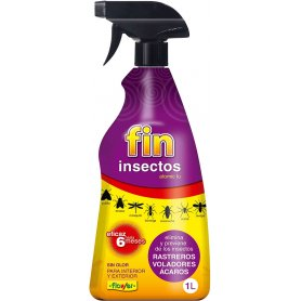 Insecticida fin insectos 1lt flower