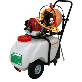 Atomizador con Motor de gasolina 2T 25,4cc 50L Mader