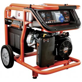 Generador Inverter Genergy Guardián FR6 6500W 230V E-Start 171cc