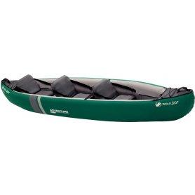 Kayak inflable Adventure Plus 2+1 plazas Sevilor