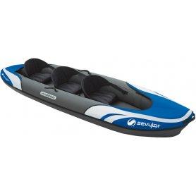 Kayak Hudson 2+1 plazas Sevylor