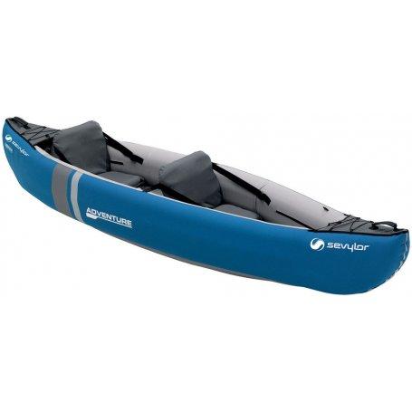 Canoa Adventure 2 plazas Sevylor