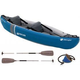 Canoa Adventure Kit 2 plazas Sevylor