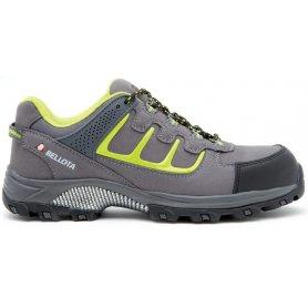 Zapato trail gris talla 45 bellota