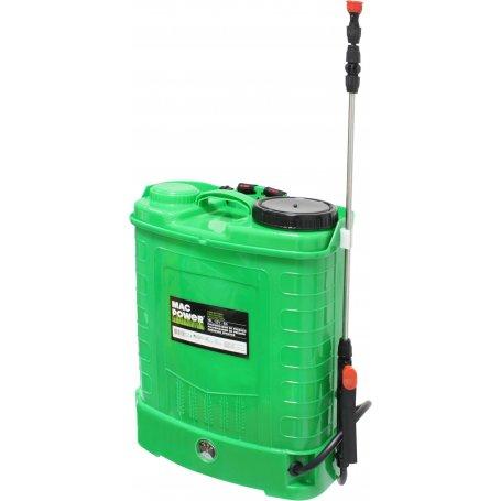 Pulverizador de presión 16L con batería 12V 8Amp MacPower