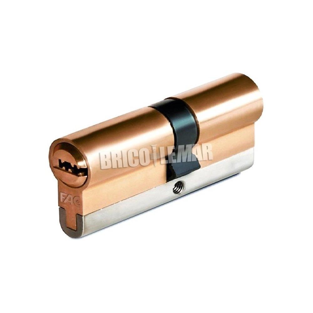 Cilindro alta seguridad rk 60mm lat n 30x30 fac comprar al for Bombines de alta seguridad
