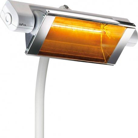 Calefactor halógeno infrarrojo de altura 1300W Home Infracalor