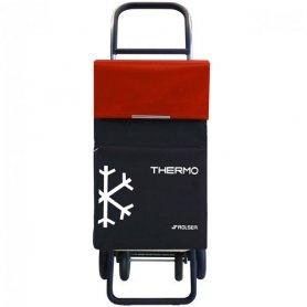 3ef91a491 Carro de la compra Termo Fresh MF Dos+2 antracita negro-rojo Rolser