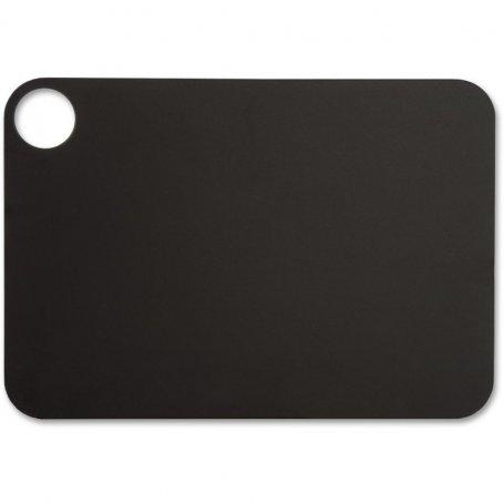 Tabla de corte 33 x 23cm negra arcos
