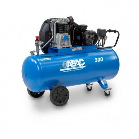 Compresor de correas 2 etapas ABAC PRO A49B-200 CM3 de 3HP 200 litros