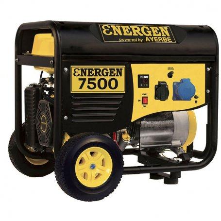 Generador a gasolina Ayerbe ENERGEN 7500 15HP 6500W