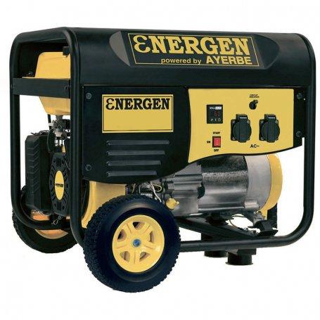 Generador a gasolina Ayerbe ENERGEN 3100 6.5HP 2800W