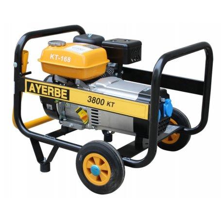 Generador a gasolina Ayerbe AY-3800 Kiotsu MN 6,5HP 168cc