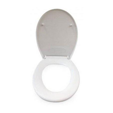 Tapa universal wc pp cierre progresivo blanca gsc