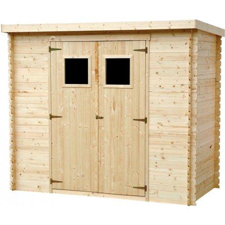 Caseta de madera Floen 3,44 m2 Okorun Hoggar