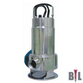 bomba sumergible para aguas fecales mercatools