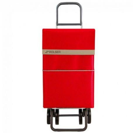 carro de compra rolser rojo