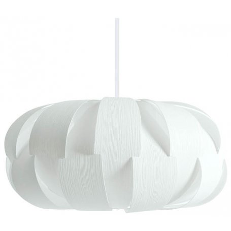 Lámpara colgante Kokutan E27 Blanco GSC Evolution