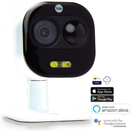 Camara ext all in one yale samart living