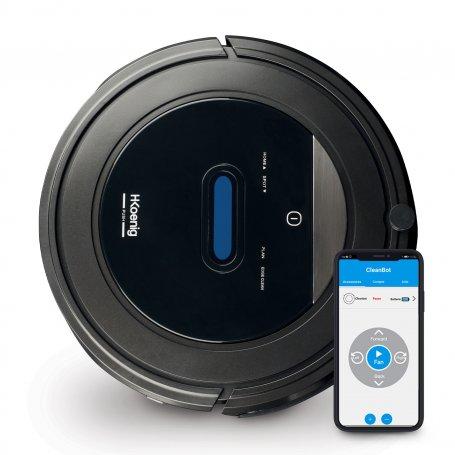 Robot Aspirador WaterMop Wifi+ SWRC110 H.Koenig