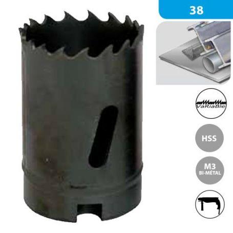 Corona Hss Bimetal 38mm Reflex