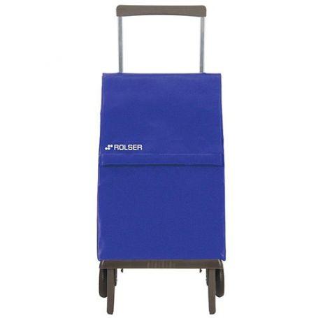 Carro de Compra Plegamatic Mf Original Azul Rolser